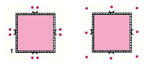 Крепость окружена стеной, имеющей форму квадрата. На каждой стороне есть ворота, у которых всегда стоят2солдата. Начальнику караула нужно усилить охрану так, чтобы у каждой стены было не2солдата, а3,но чтобы общее их число не изменилось